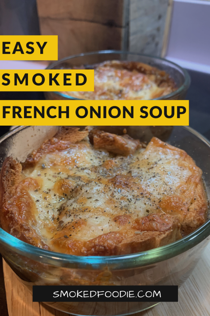 Making smoked French onion soup is easy and delicious. We're talking about how to make smoked vegetables and how to use them in popular recipes!